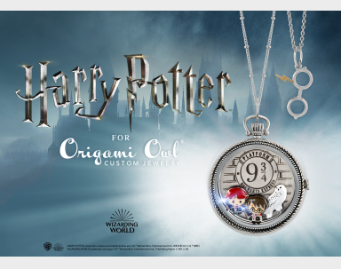 Harry Potter for Origami Owl