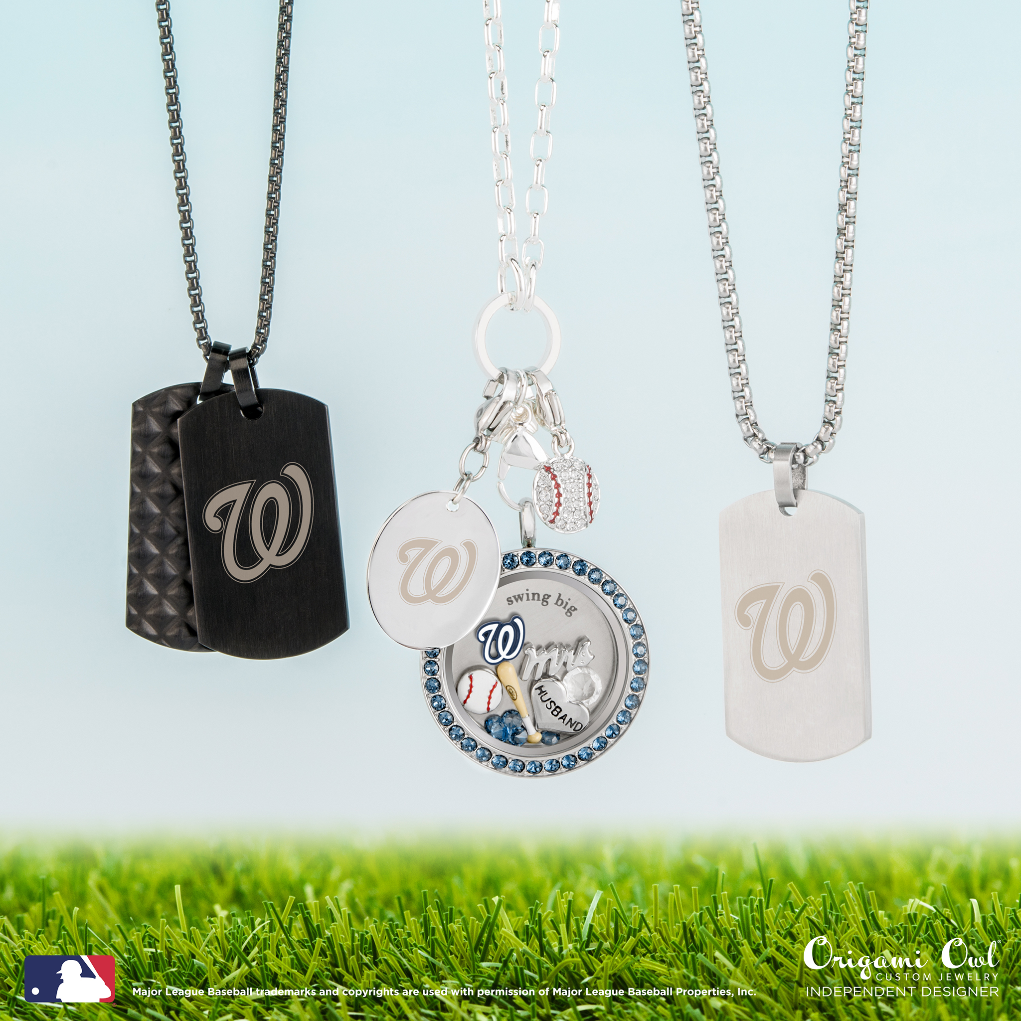 Best Baseball Jewelry to Represent your Favorite MLB Team ... - photo#1