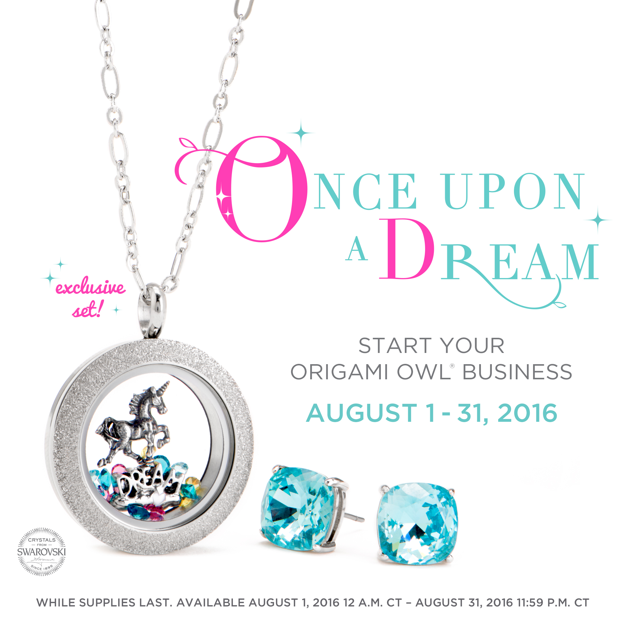 Your august key monthly resources origamiowlnews origami owl fb postonceuponadreamincentive jeuxipadfo Images
