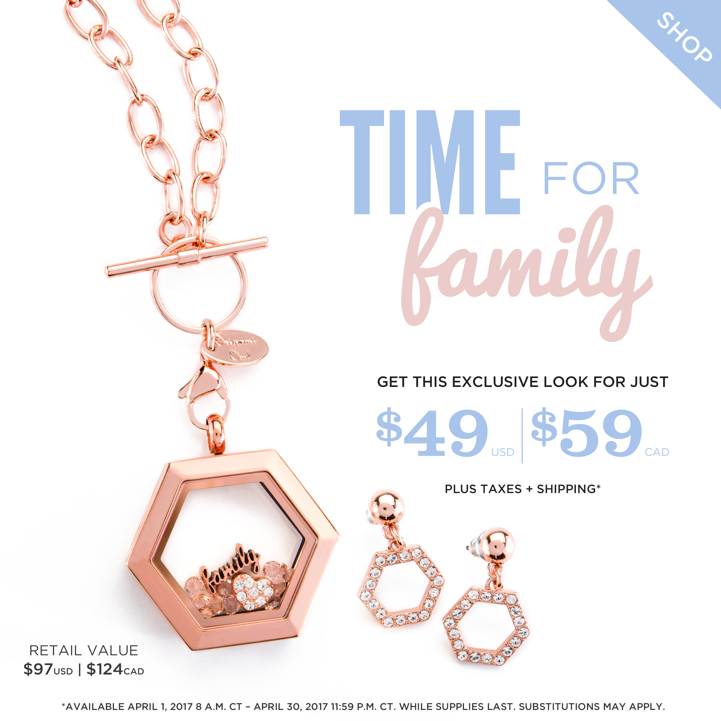 Origami Owl Siam Shimmer Hostess Exclusive Locket, Earrings, Chain ... | 2480x2480