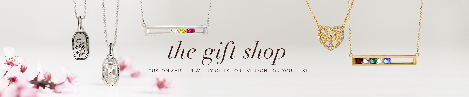 The Gift Shop banner