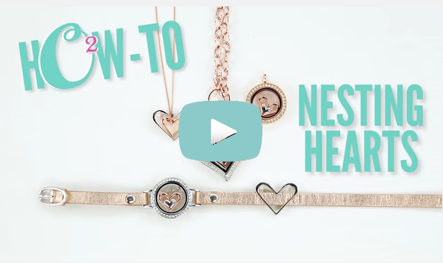 Nesting Hearts