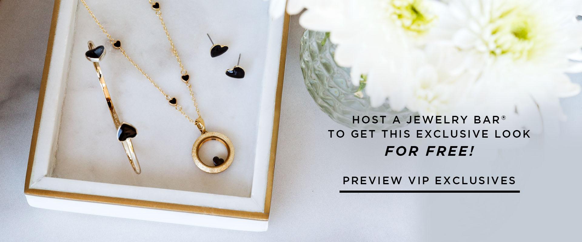 Host a Jewelry Bar as a Hostess
