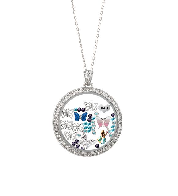 Origami Owl Custom Jewelry #sponsored | The Attic Girl | 640x580
