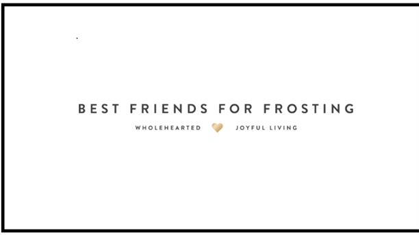 Best Friends For Frosting: Mother's Day Faves