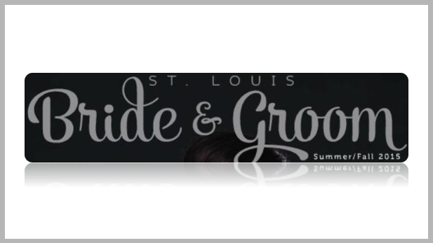 St. Louis BRIDE & GROOM Features O2 Jewelry!