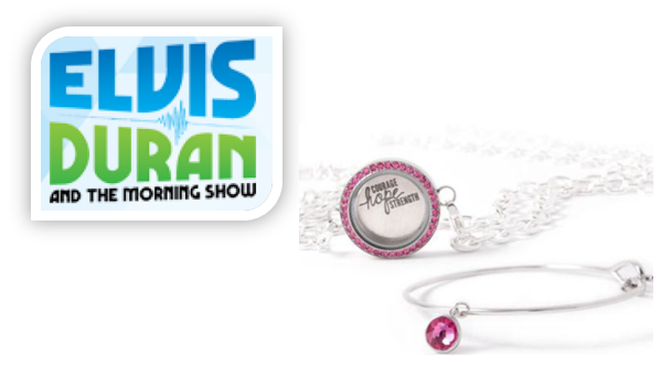 Elvis Duran and the Morning Show!