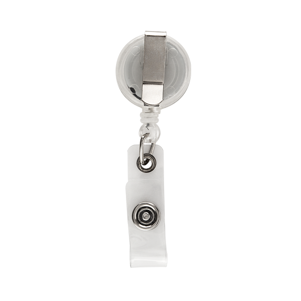 Retractable Badge Reel SKU BGR001