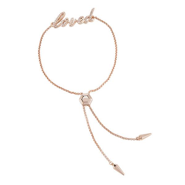 BR3005 I Am Loved Bolo Bracelet