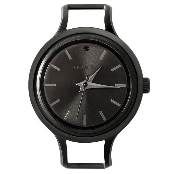 Medium Black Twist Watch Base SKU BR5101
