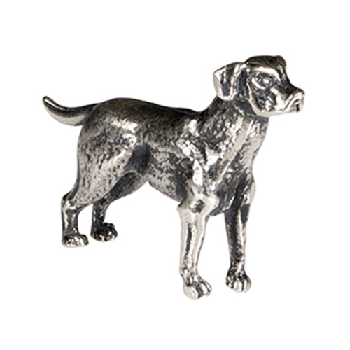 CH1047 Sterling Silver Labrador Retriever Charm