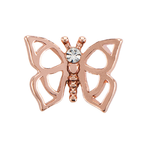 CH1062 Rose Gold Butterfly Charm1 as Smart Object 1 copy