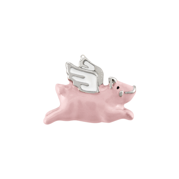 CH1081 Flying Pig Charm WEB
