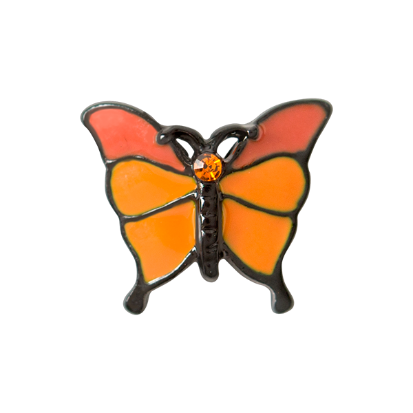 Monarch Butterfly Charm SKU CH1093