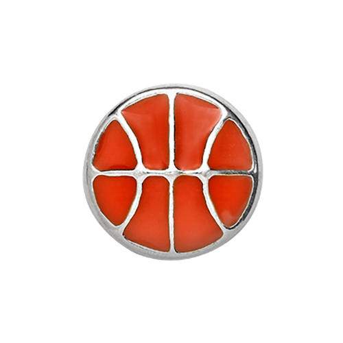CH1301 Basketball Charm