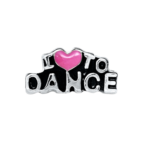 CH1309 I Love To Dance Charm V3