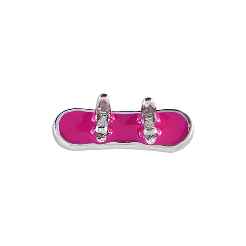CH1338 Snowboard Charm