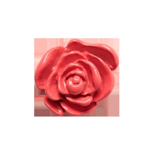 Pink Rose Charm SKU CH1497