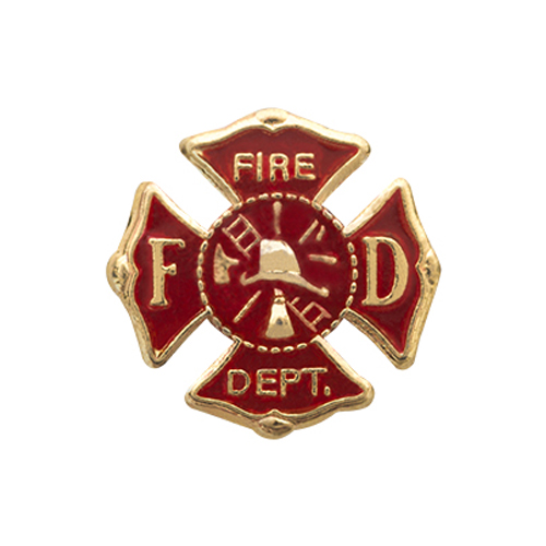 CH1614 Fire Department Charm