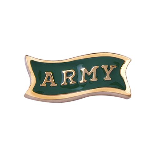 CH1657 US Army Charm