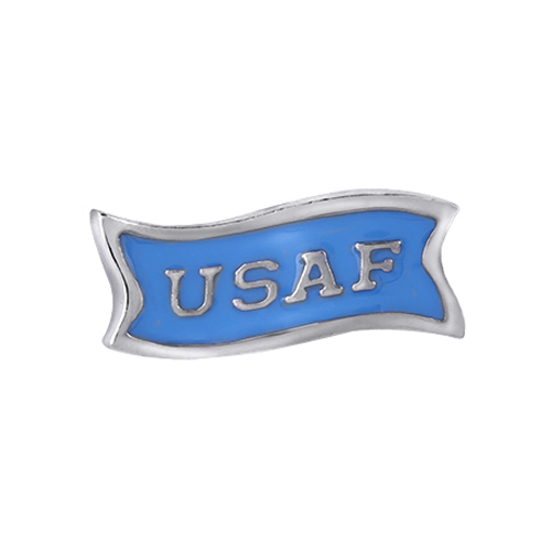 CH1659 US Air Force Charm