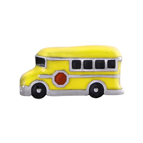CH1663 School bus Charm
