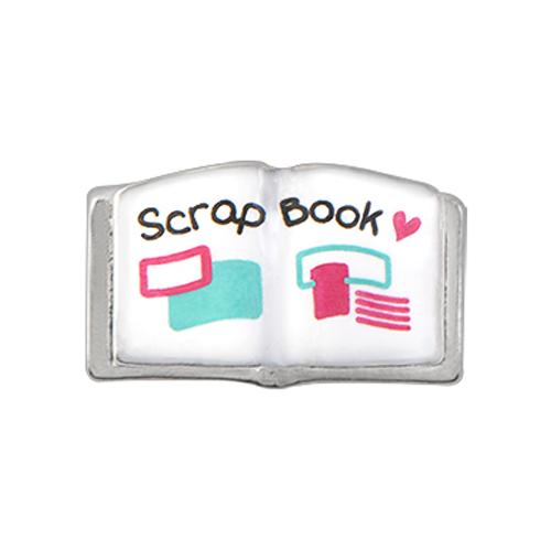 CH1677 Scrapbook Charm