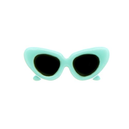 CH1681 Aqua Sunglasses Charm V2
