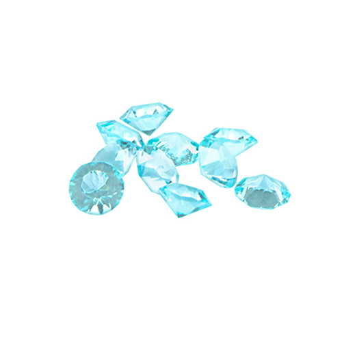 Light Turquoise Swarovski Crystals Stardust Pack SKU CH1825