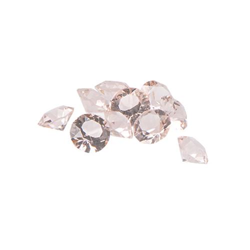 CH1828 Vintage Rose Stardust Swarovski Crystals Charm