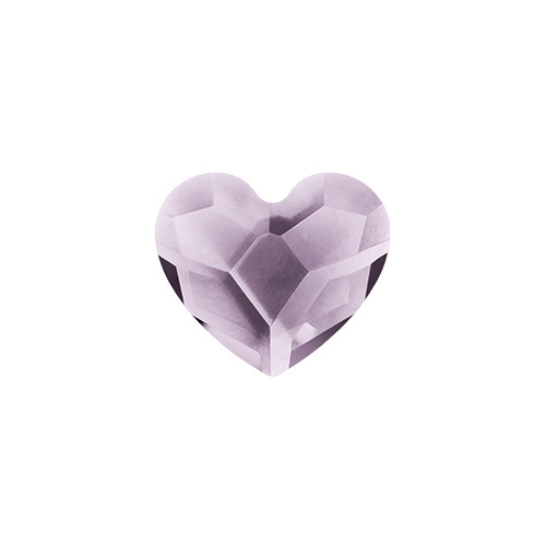 CH3090 June LightAmethyst Swarovski Birthstone JHeart1