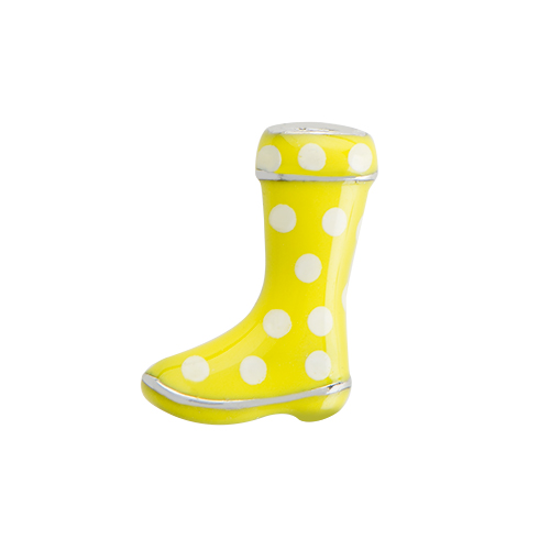 CH3140 Yellow Rain Boot Charm
