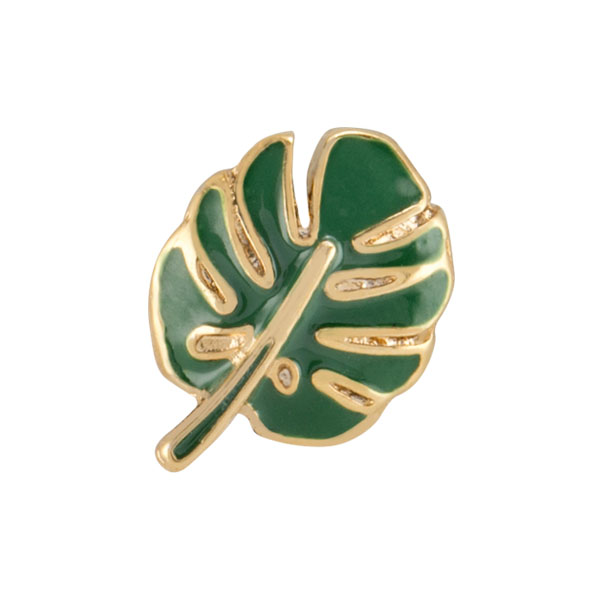 Philodendron Leaf Frond Charm SKU CH3257