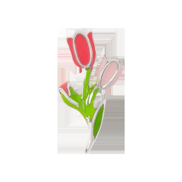 Tulips Charm SKU CH3376