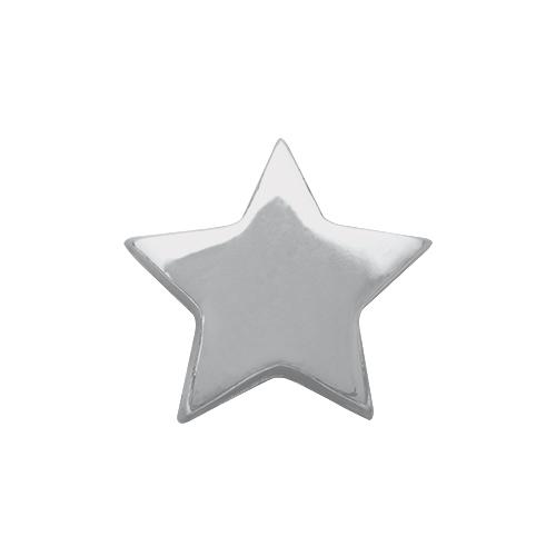 CH4023 Silver Star Charm