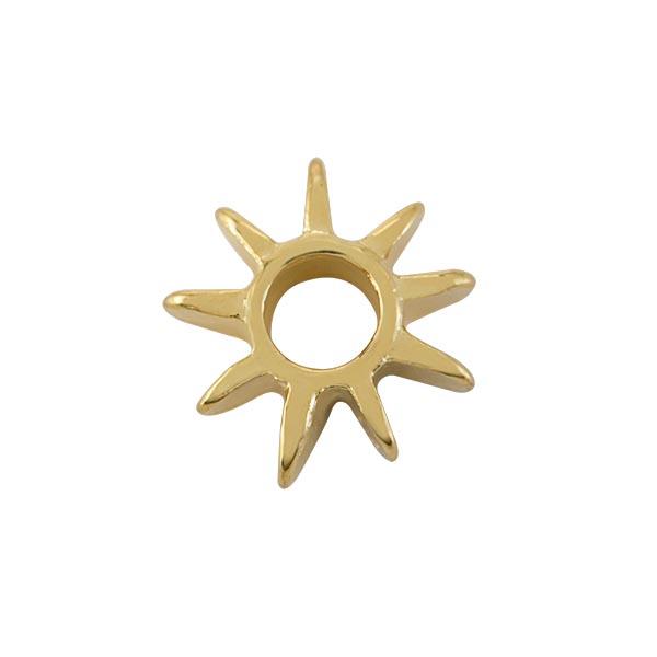 CH4132 Gold Sun CHarm