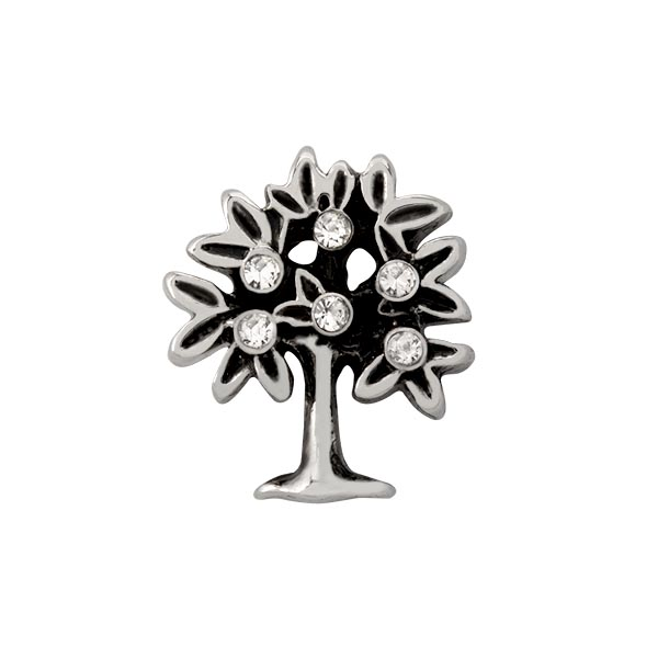 CH4136 Silver Tree of Life Charm copy