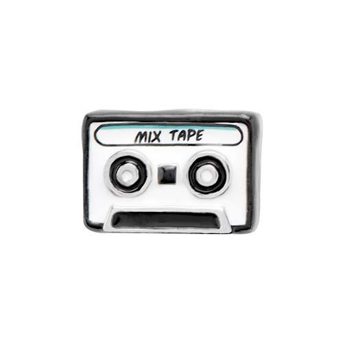 CH4221 Cassette Tape Charm 1