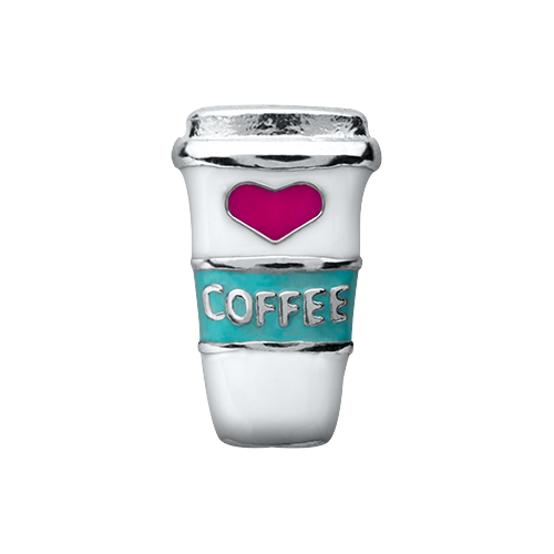 CH7021 To Go Coffee Cup Charm