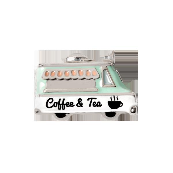 Coffee Donut Truck Charm SKU CH7070