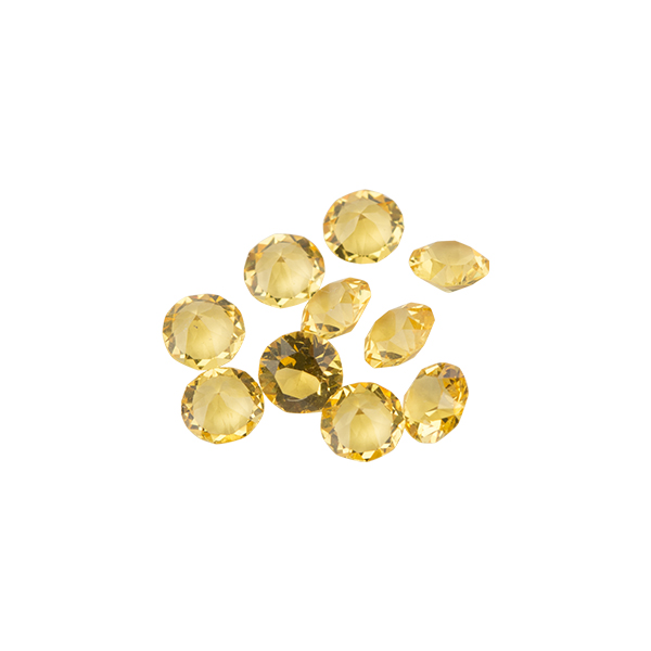 Light Topaz Swarovski Crystals Stardust Pack SKU CH8108