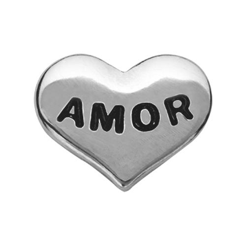 CH9020 Amor Heart Charm