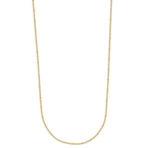 CN3007 16 18 Inch Gold Cube Chain copy