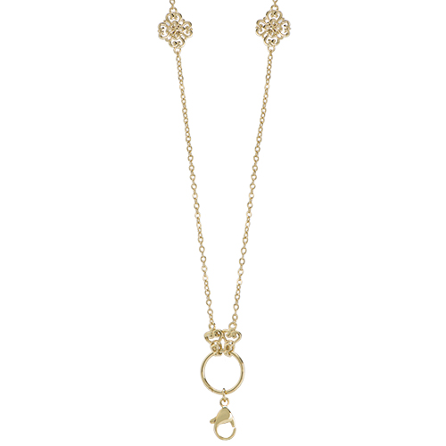 CN4010 Gold Sentiments Convertible Chain V2