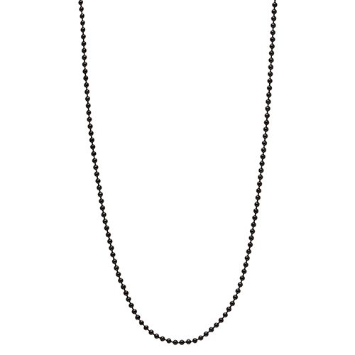 CN5021 30  Black Classic Ball Chain 1