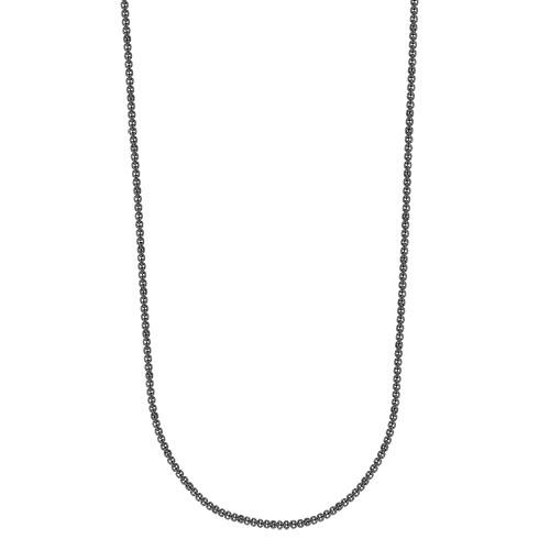 CN5055 Gunmetal Cube Chain