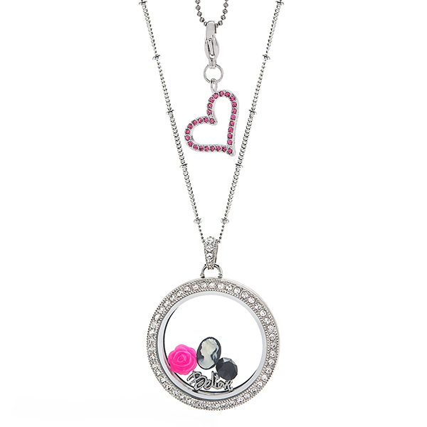 """NEW Origami Owl 16-18"""" Silver Faceted Ball Chain!"""