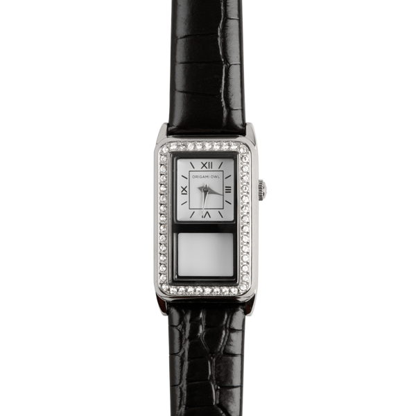 Silver Storyteller Watch