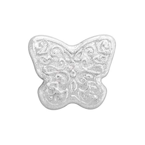 MD1007 Medium Silver Moodology Butterfly Mood Disc Charm copy