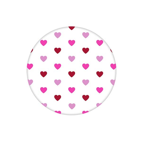 PC2009 Large Clear Hearts Plate (002)